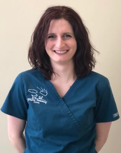 Caitlin—Veterinary Technician Student